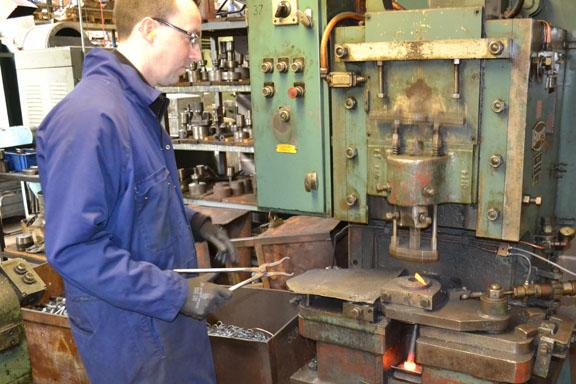 staff training manufacturing