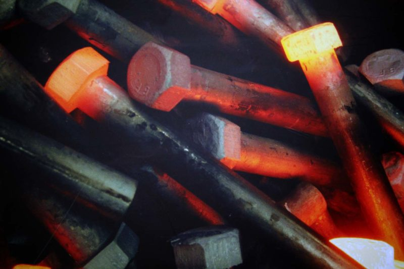 hot forged blanks