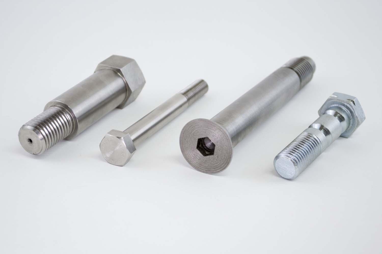 cnc machined bolts