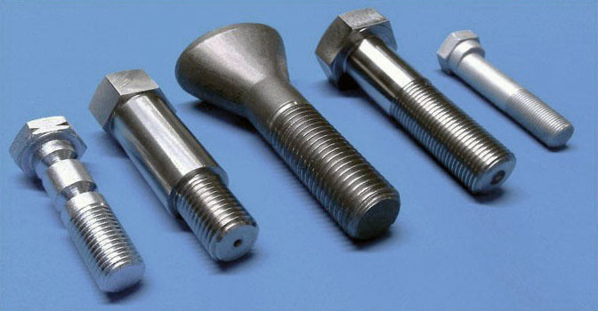 machined and forged industrial fasteners