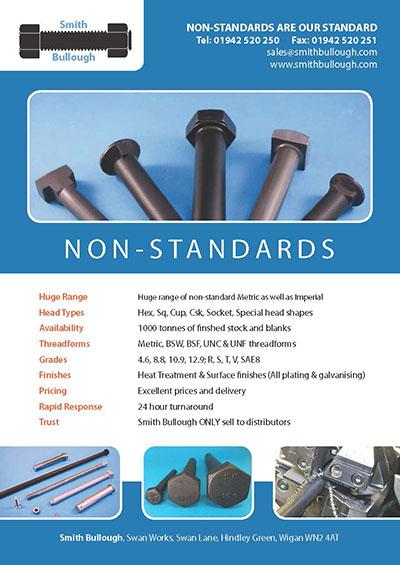 smith bullough non-standards flyer