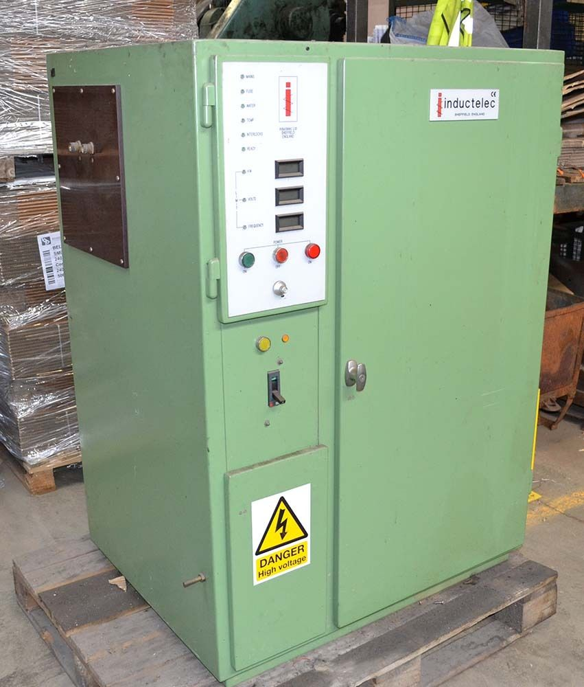 INDUCTELEC. 75 KV Induction Heater